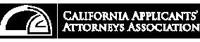 California Applicants' Attorneys Association Logo