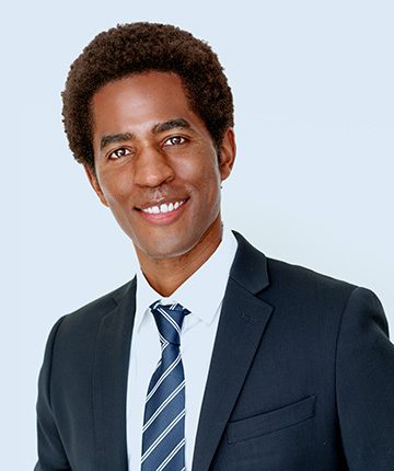 Los Angeles Attorney Anwar D. Burton